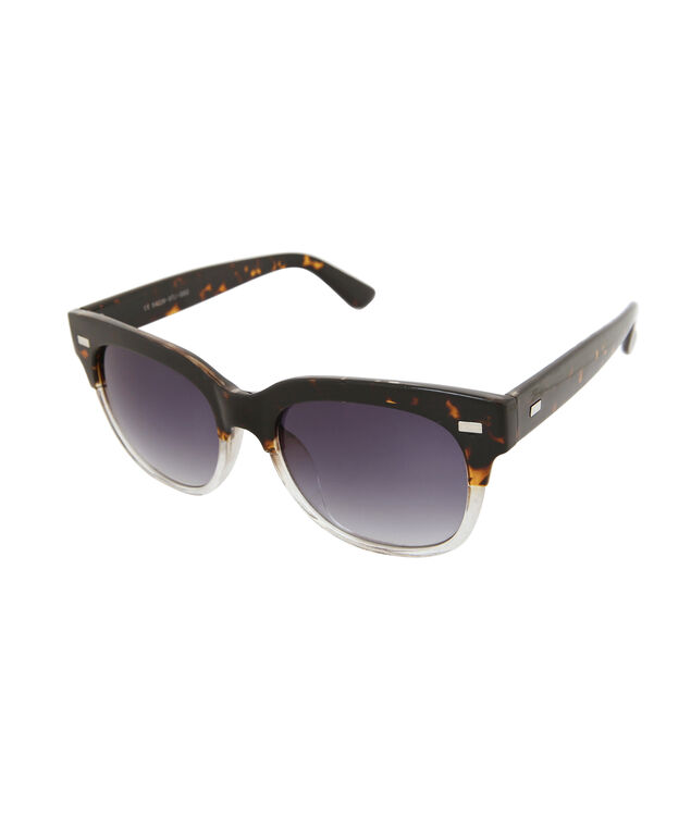 thick frame sunglasses, TORT GRADIENT, hi-res