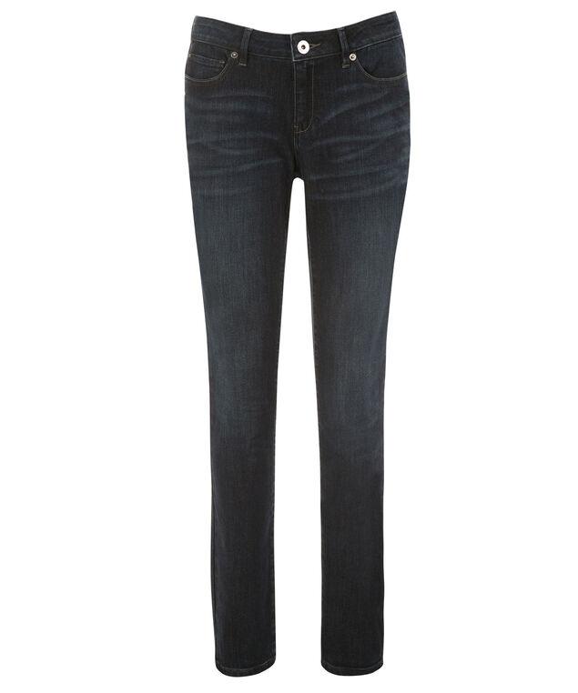 Claire Ultra Soft Slim Dark Jean - Extra Long, DENIM, hi-res