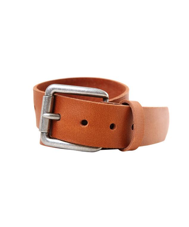 leather belt, COGNAC, hi-res