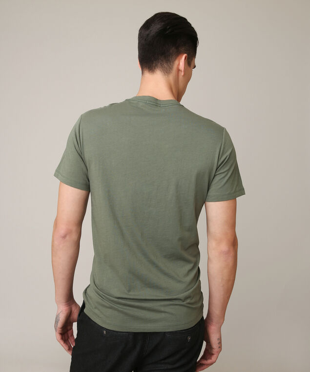 owen crew neck tee, FATIGUE GREEN, hi-res