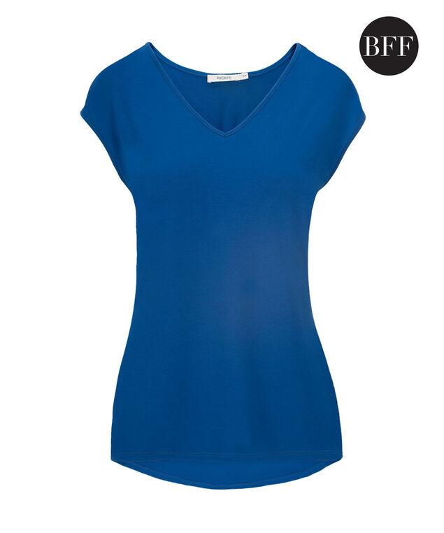 Extended Sleeve Tee, Marine Blue, hi-res