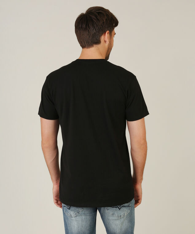 cbgb graphic tee, BLACK, hi-res