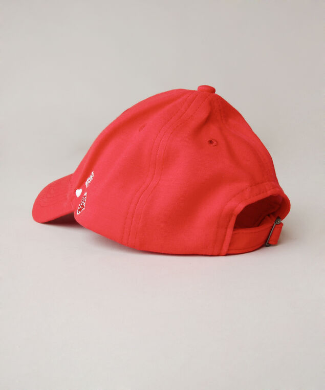 canadian 150th hat, WASHED RED, hi-res