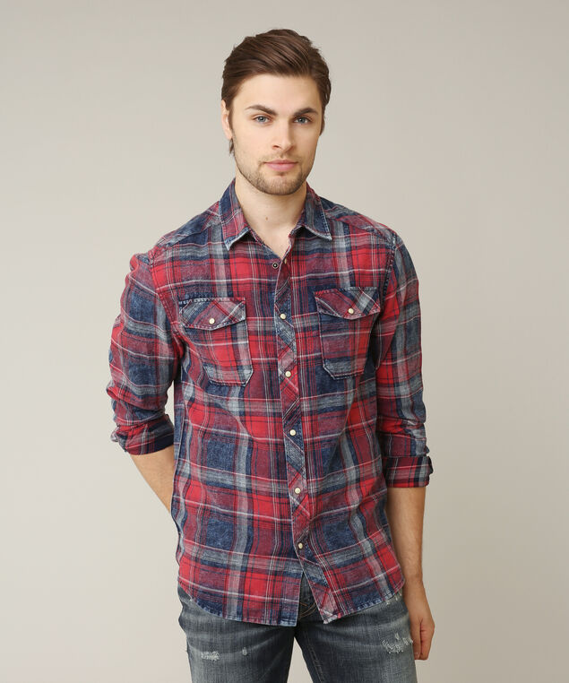 jack, RED PLAID, hi-res
