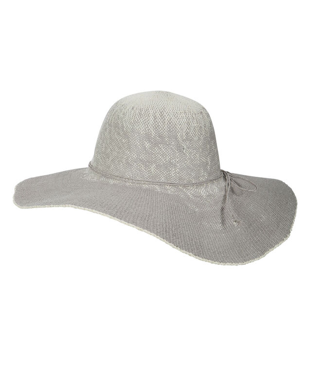 Floppy Hat, Grey/White, hi-res
