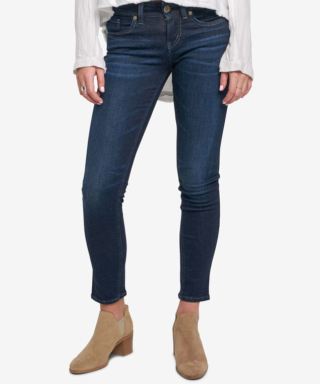 Silver Jeans Co. Suki Jean, Denim, hi-res