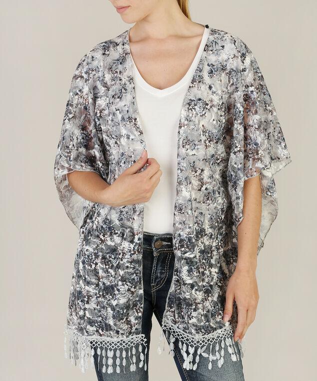 lace kimono, PASTEL MIX, hi-res