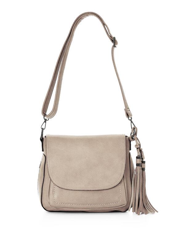 Neutral Crossbody Handbag, Neutral, hi-res