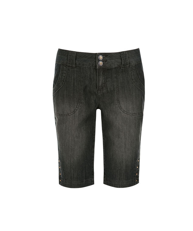 One5One Riveria Bermuda Short, Denim, hi-res