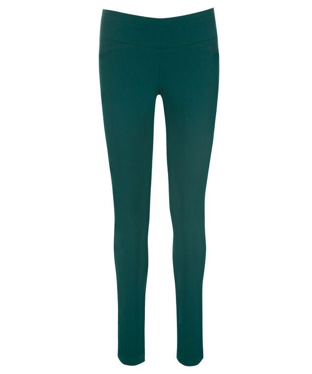 Microtwill Super Slim Leg, Turquoise, hi-res