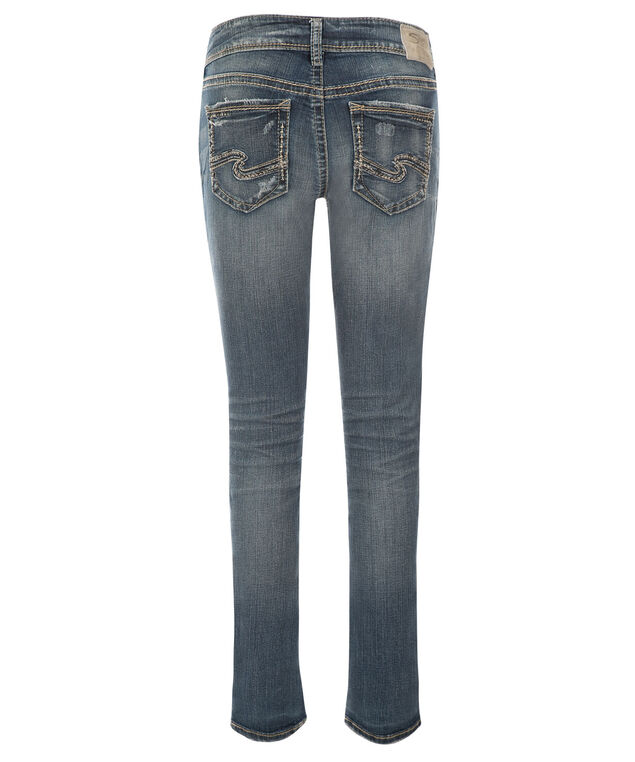 Silver Jeans Co. Suki Slim Jean, Denim, hi-res