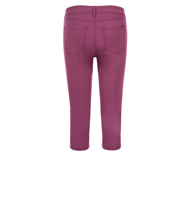 Ultimate Ultra Soft Capri Jegging, Mid Violet, hi-res