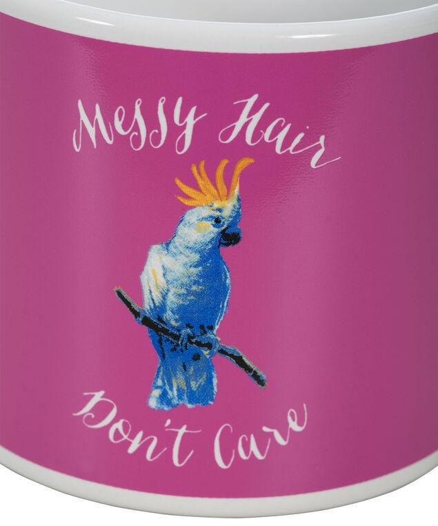Cockatoo Coffee Mug, Pink, hi-res