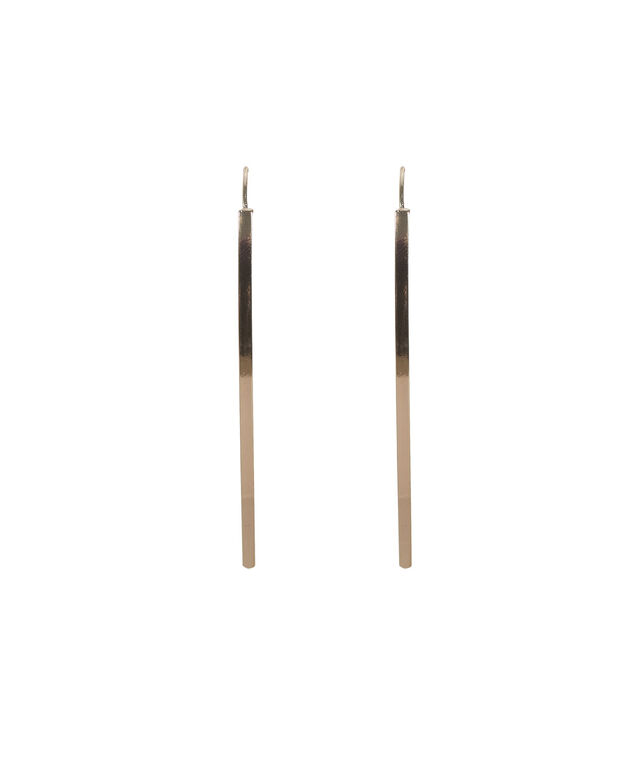 Straight Post Earring, Rose Gold, hi-res