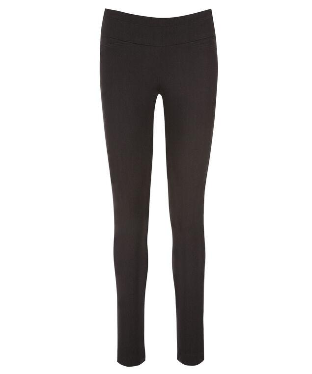 Microtwill Super Slim Leg, Heather Navy, hi-res