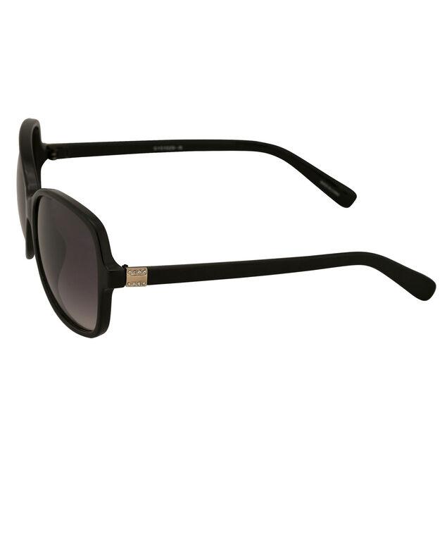 Slim Arm Sunglasses, Black, hi-res
