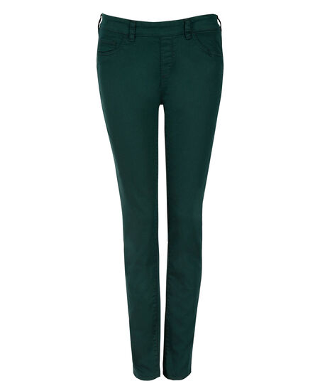 Ultimate Power Stretch Jegging, Teal, hi-res