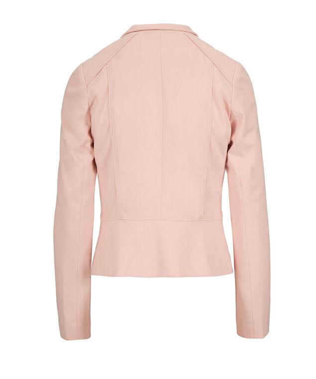 Half Zipper Blazer, Misty Pink, hi-res