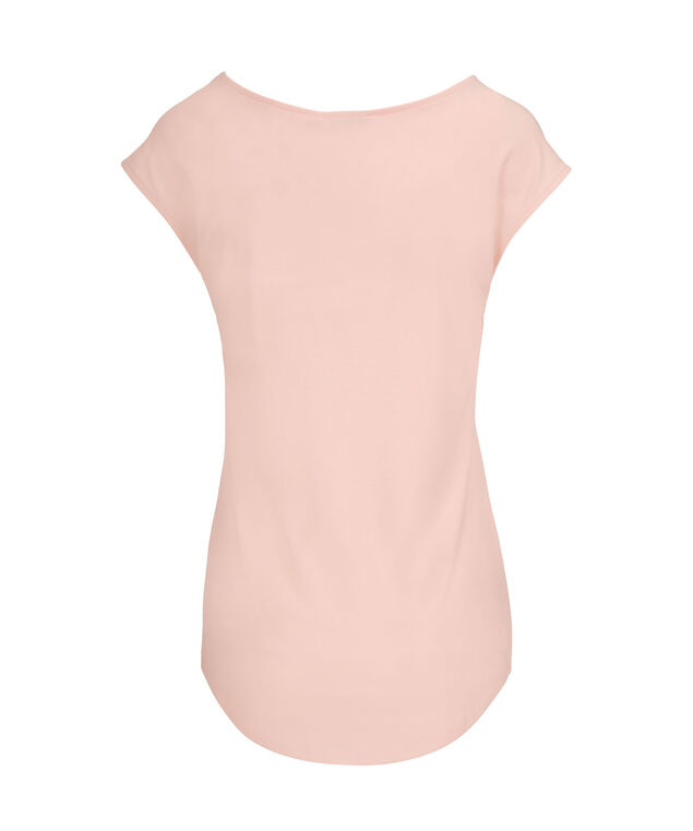 Bridesmaid Tee Shirt, Misty Pink, hi-res