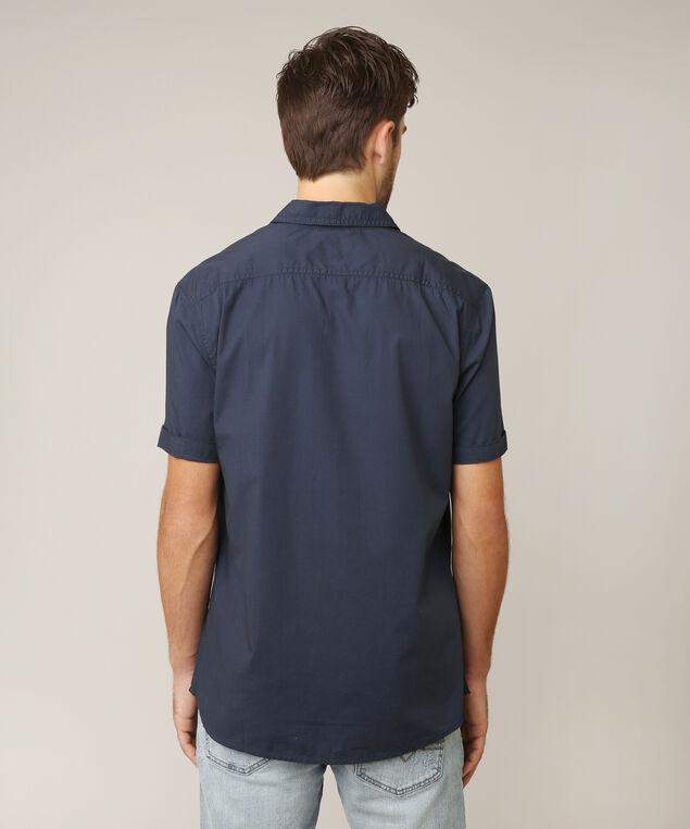 sloan short sleeve, NAVY, hi-res