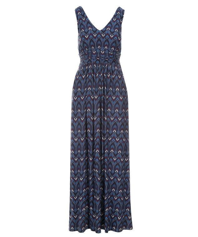 Arrow Print Maxi Dress, , hi-res