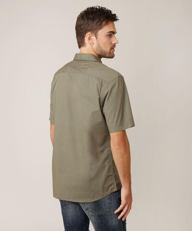 sloan short sleeve sp, DUSTY OLIVE, hi-res