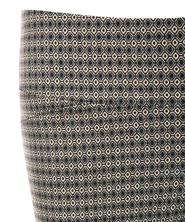 Microtwill Super Slim Leg, Blue/Black/White, hi-res