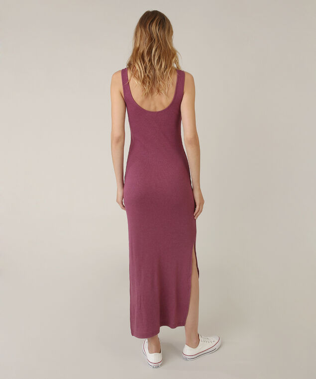 maxi dress - wb, PURPLE, hi-res