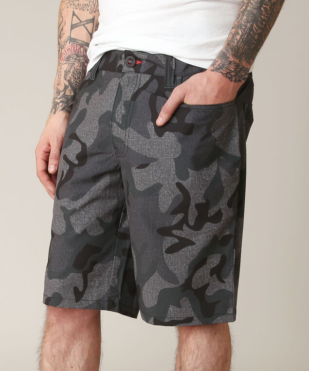 slate boardshort, GREY CAMO, hi-res