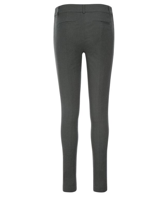 Microtwill Super Slim Seam Leg, Grey, hi-res