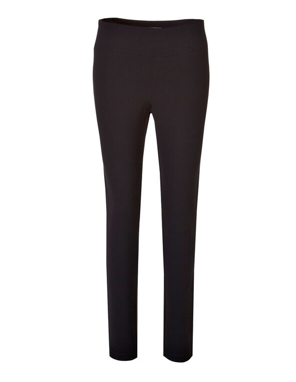 Black Slimming Legging, Black, hi-res