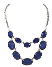 Oval Cateye Necklace