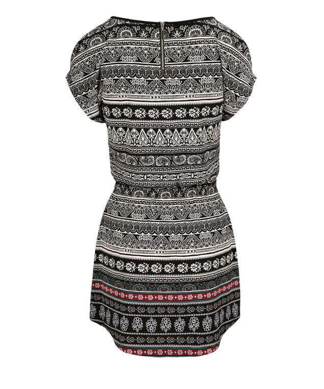Slit-Sleeve Tunic, Multi Print, hi-res