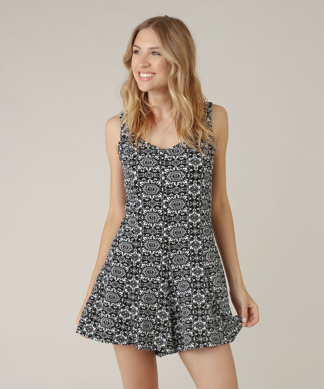romper - wb, WHITE/BLACK, hi-res