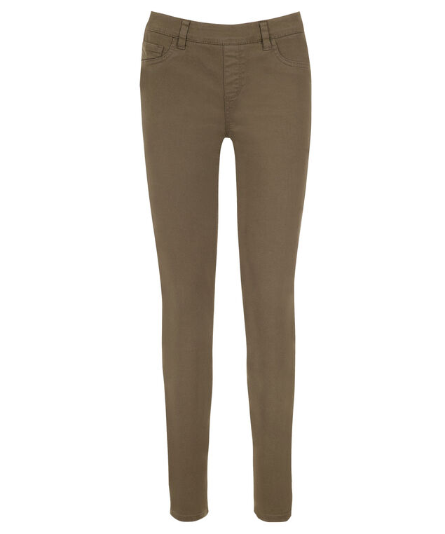 Ultimate Power Stretch Jegging, Washed Olive, hi-res
