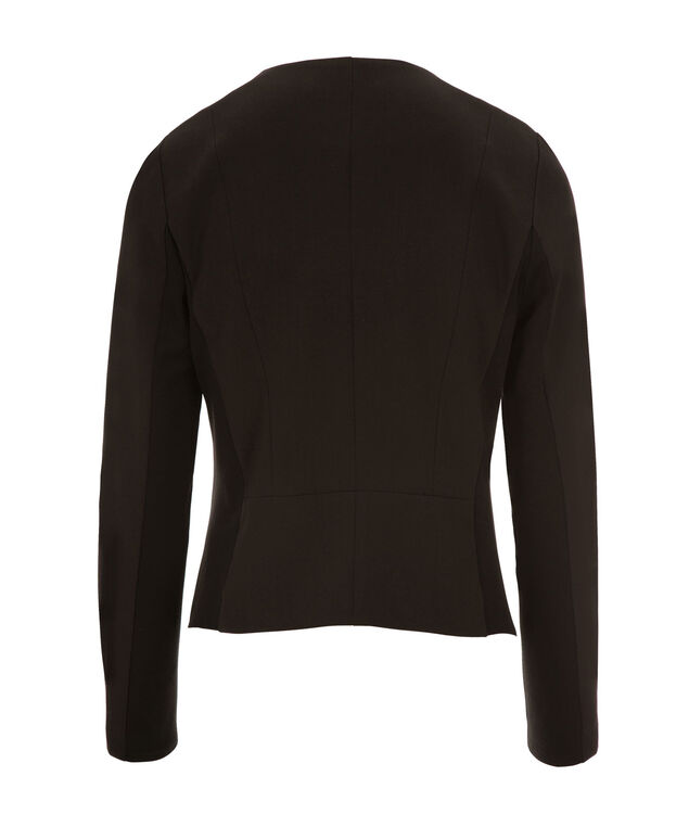 Premium Tri-Blend Blazer, Black, hi-res