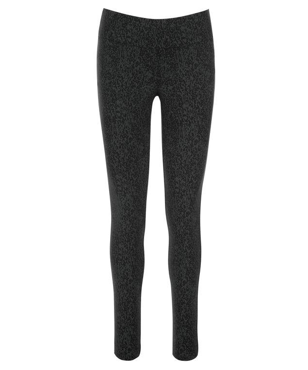 Microtwill Super Slim Leg, Black Print, hi-res