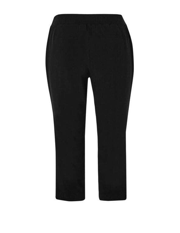 Black Energy Capri, Black, hi-res