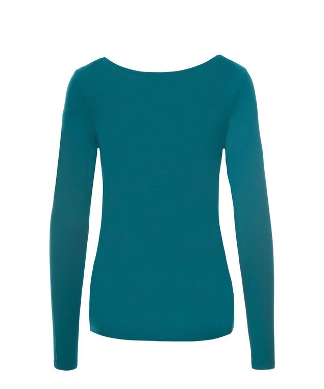 Super Soft Essential Tee, Ultra Teal, hi-res