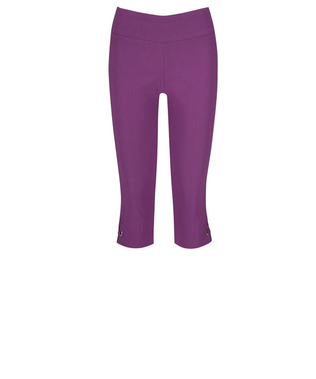 Microtwill Grommet Detail Capri, Purple, hi-res