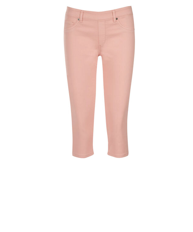 Ultimate Ultra Soft Capri Jegging, Soft Coral, hi-res