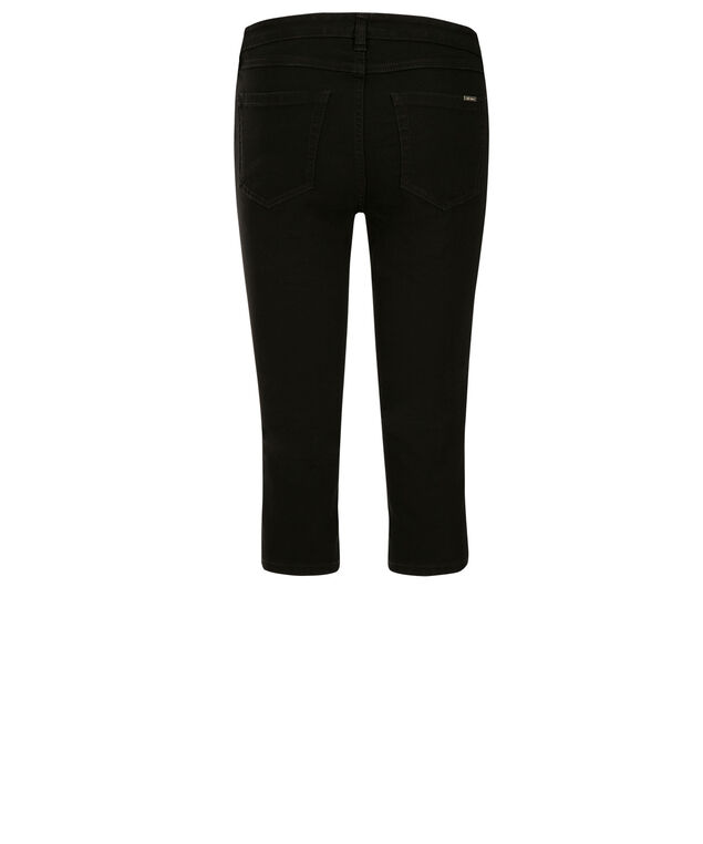 Ultimate Power Stretch Jegging Capri, Black, hi-res
