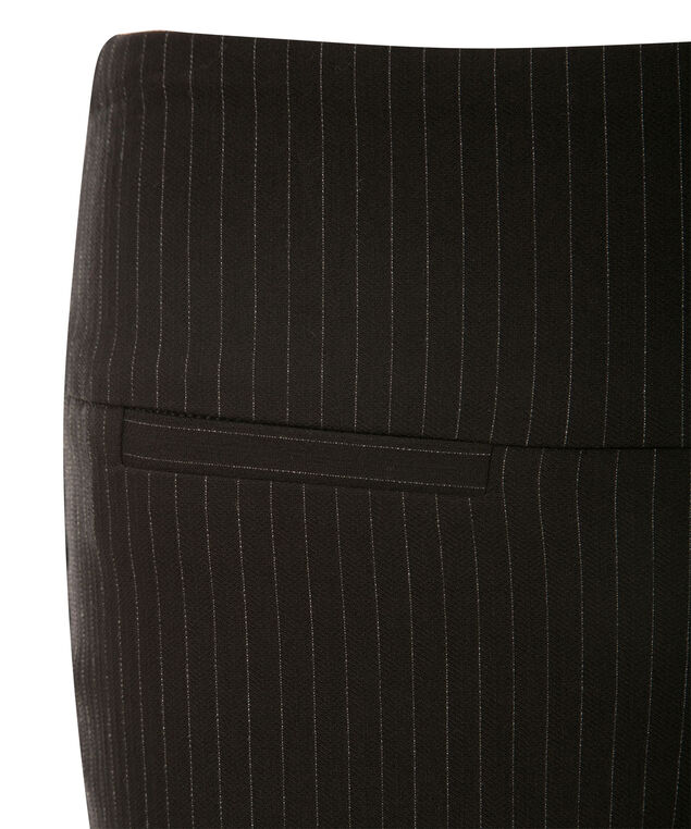 Microtwill Instant Smooth Straight Leg, Black/Grey, hi-res