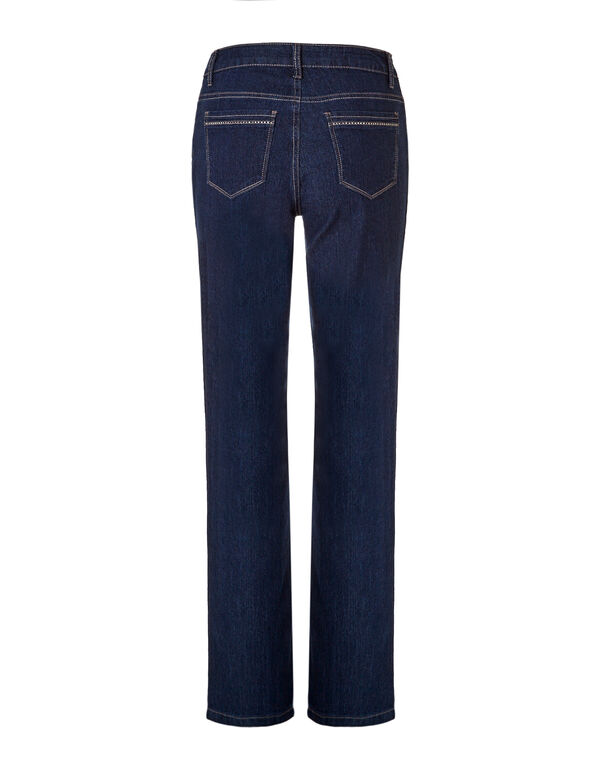 Curvy Straight Leg Jean, Dark Wash, hi-res