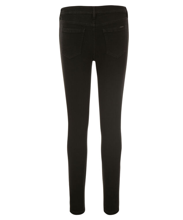 Ultra Soft Rayon Jegging, Black, hi-res