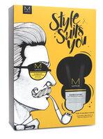 Pack Shampoo Double Hitter y Crema de Peinar Clean Cut de Mitch