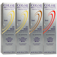 Tinte Demi Permanente sin Amoniaco