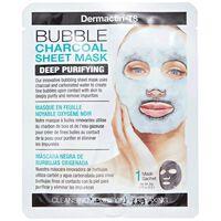 Máscara Facial Efervescente de Carbón