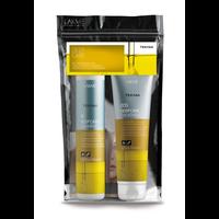 Kit de Shampoo y Tratamiento Reestructurante para Cabellos Secos y Frágiles