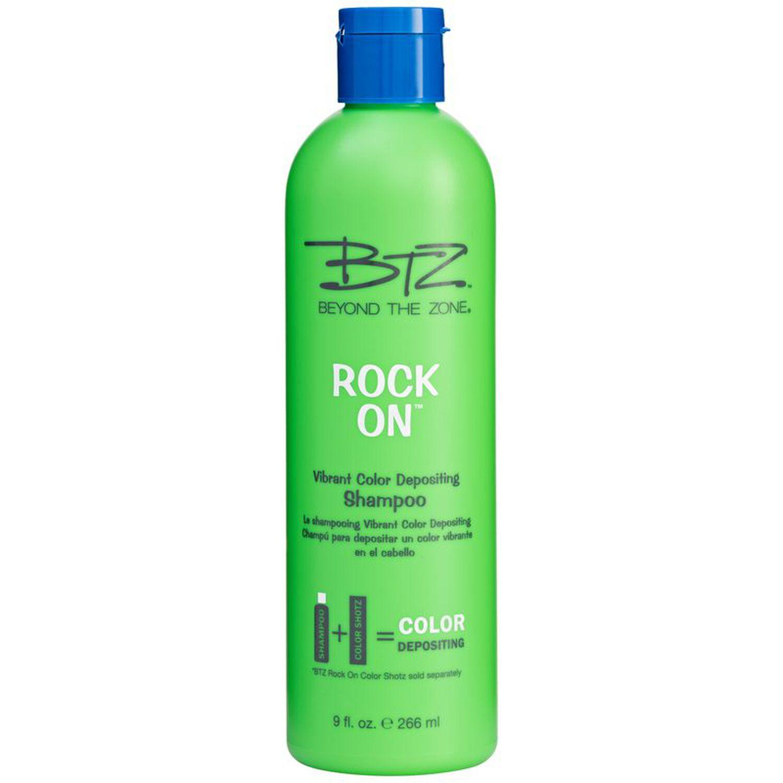 Shampoo para Depositar un Color Vibrante en el Cabello